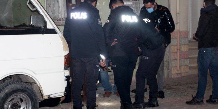 Adana'da feci olay. Eşinin gözü önünde öldürüldü