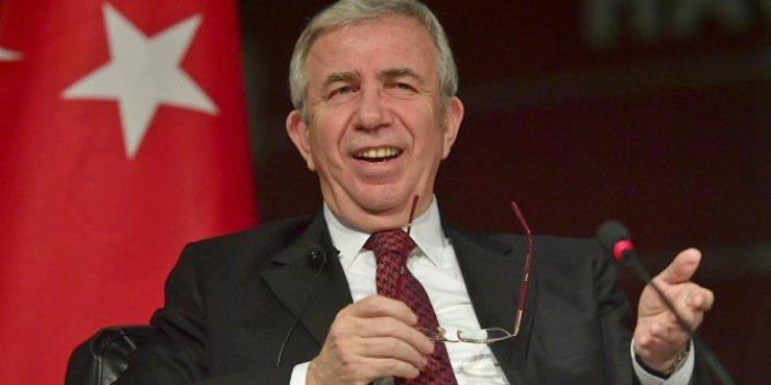 Mansur Yavaş Ankara Büyükşehir Belediyesi'ndeki asgari ücreti duyurdu
