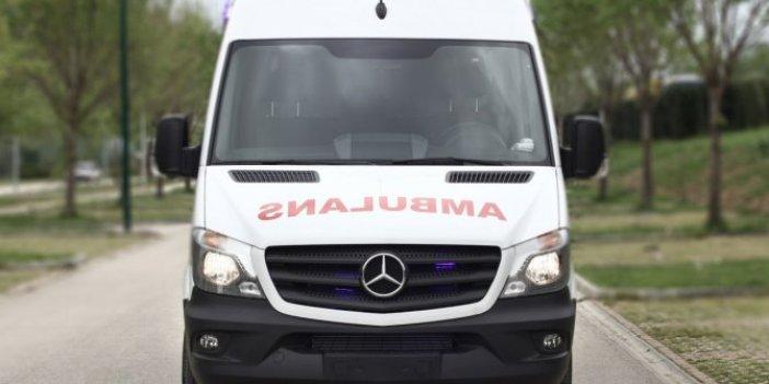Bakanlık Hatay'a 35 ambulans gönderdi