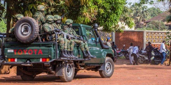 Orta Afrika Cumhuriyeti'nde Cumhurbaşkanlığı seçimleri