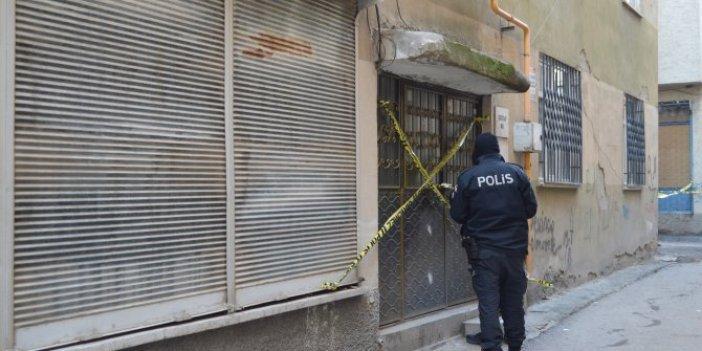 Elazığ'da dört katlı bina tahliye edildi