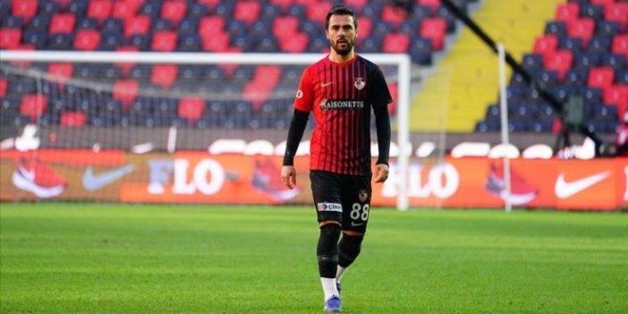Gaziantep FK'den Furkan Soyalp açıklaması