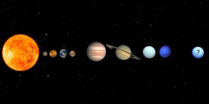Bilim insanları açıkladı. Güneş Sistemi'nin içerisinde gizleniyor