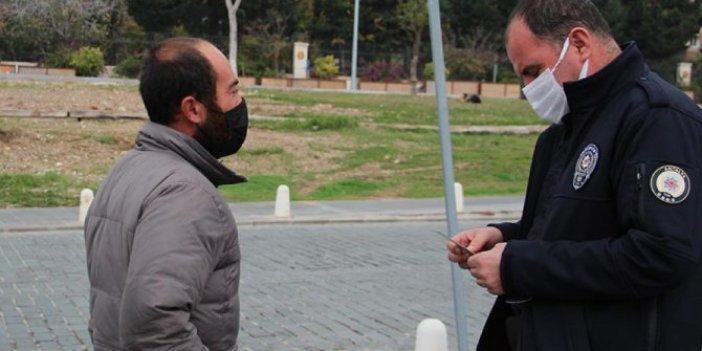 Helal olsun Türk polisine. Bakın Ali Çiftçi olayında ne yaptılar
