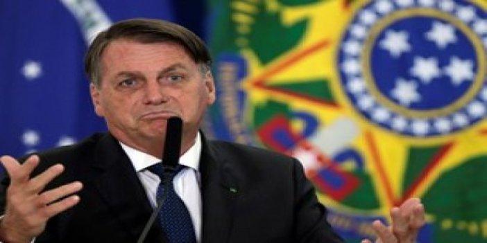 Brezilya Devlet Başkan Yardımcısı  JaburuSarayı'nda karantinaya alındı