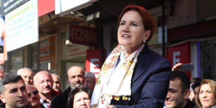 İYİ Parti Genel Başkanı Akşener, Başkanlık Divanı üyelerine 'sahaya inin' talimatı verdi