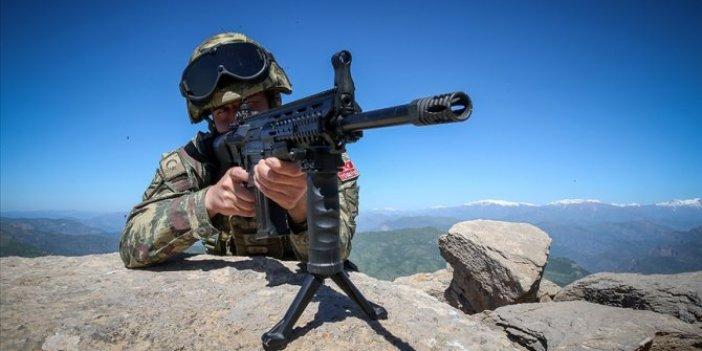 Milli Savunma Bakanlığı son dakika duyurdu. PKK ağır darbe. 20 terörist öldürüldü