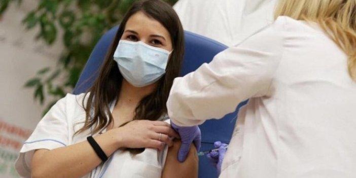 Dünyada korona virüse karşı aşı başladı Türkiye'de ise tık yok. Coğrafya kaderdir!