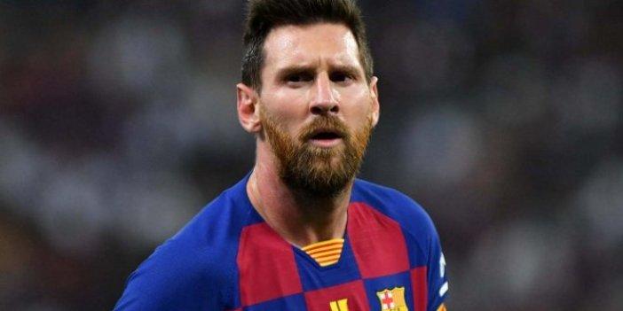 Messi'den flaş ayrılık beyanatı. Hayalini kurduğu ligi açıkladı