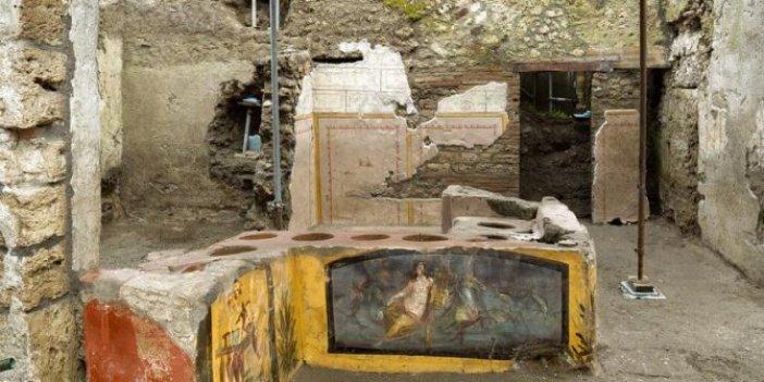 Pompeililerin son istekleri ortaya çıktı