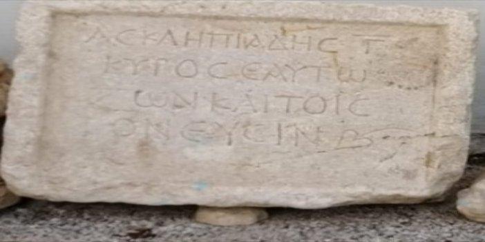 Adana'da bir evde tarihi eserler bulundu