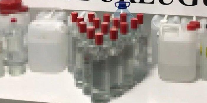 Sakarya'da sahte içkiden 1 kişi öldü, 1 kişi yoğun bakımda