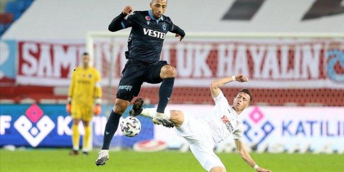 Vitor Hugo'nun sağlık durumuyla ilgili Trabzonspor'dan  açıklama