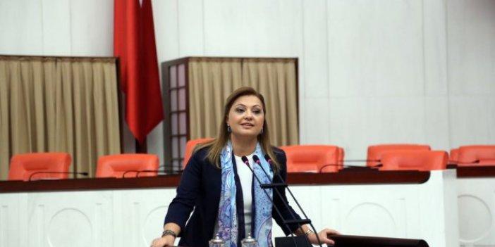 CHP'li Burcu Köksal'dan yeni asgari ücret çıkışı