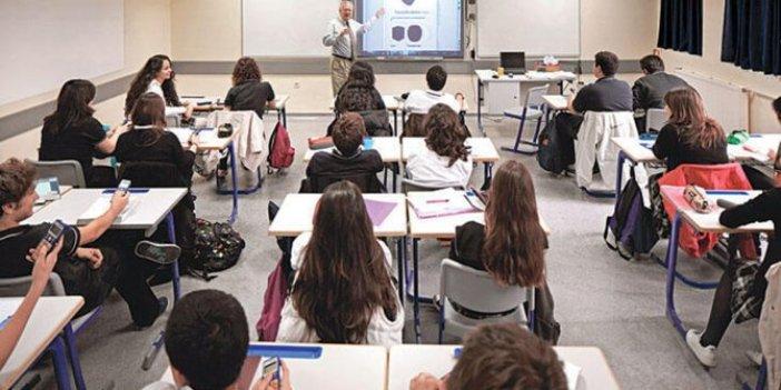 Okulların açılacağı tarih belli oldu. Yüz yüze eğitimde flaş gelişme
