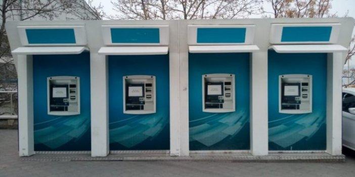 ATM'ler kartları yutmaya mı başladı. Sosyal medyada bomba iddia
