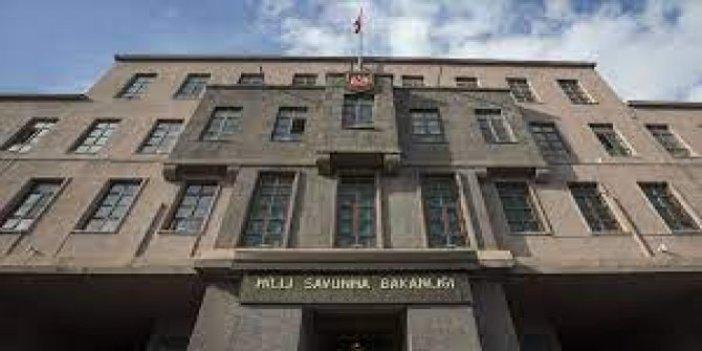 Milli Savunma Bakanlığı duyurdu. Avaşin-Basyan bölgesinde 2 PKK'lı öldürüldü