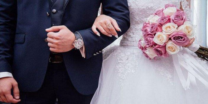 Evlenecek çiftler dikkat. Evlendirme işlemlerinde yeni dönem