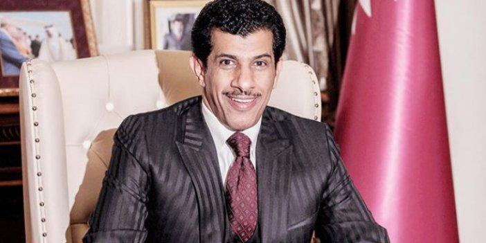 Katar Büyükelçisi'nden şok açıklama: Mutlu değiliz