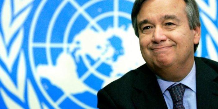 BM Genel Sekreteri Guterres'ten şifa yılı önerisi
