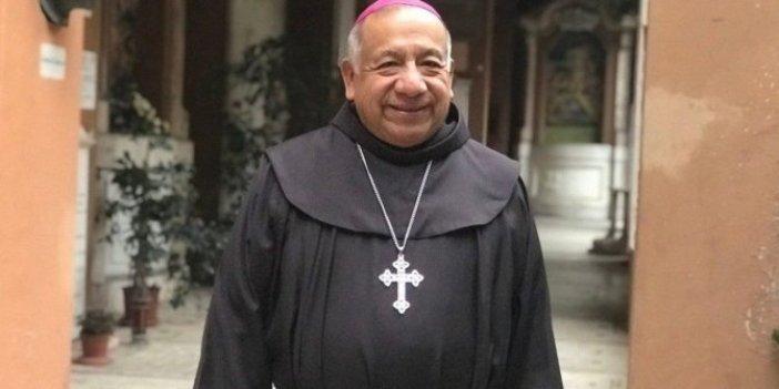 İstanbul Latin Katolik Cemaati Ruhani Reisi Gonzalez son yolculuğuna uğurlandı