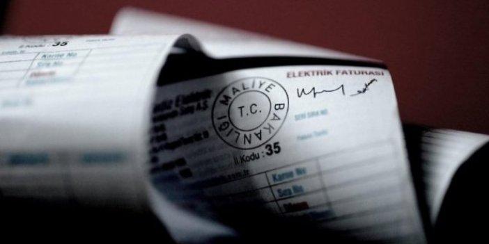 Elektrik ve doğalgaz faturasına zam. 2021'in ilk zammı