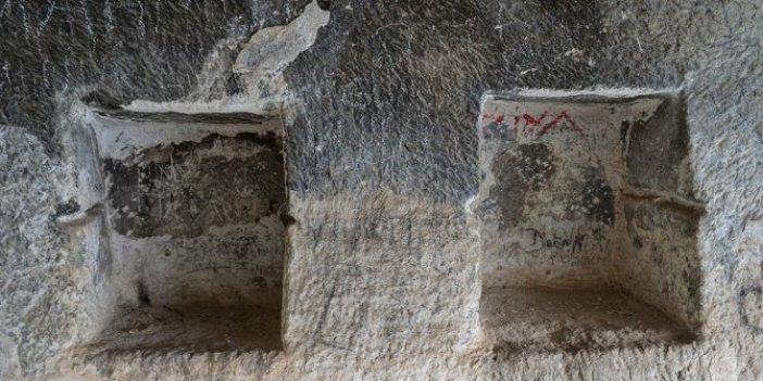 Kaya Odaları turizme açılıyor