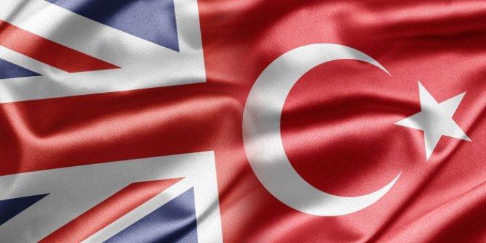 Türkiye ve İngiltere arasında ticaret anlaşması imzalandı