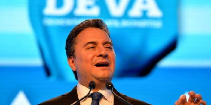Ali Babacan, yeniden DEVA Partisi Genel Başkanlığı'na seçildi