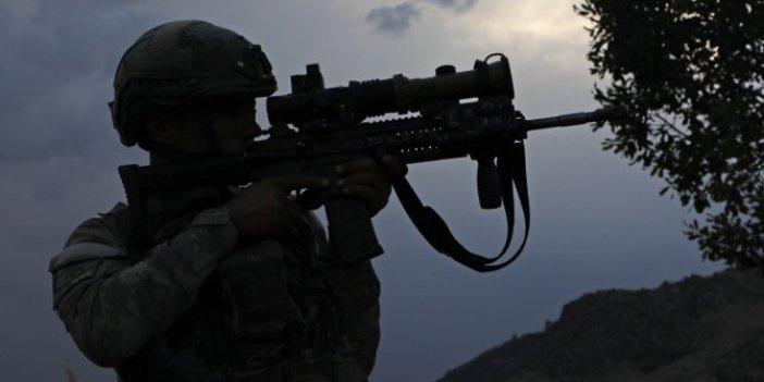 Milli Savunma Bakanlığı son dakika olarak duyurdu