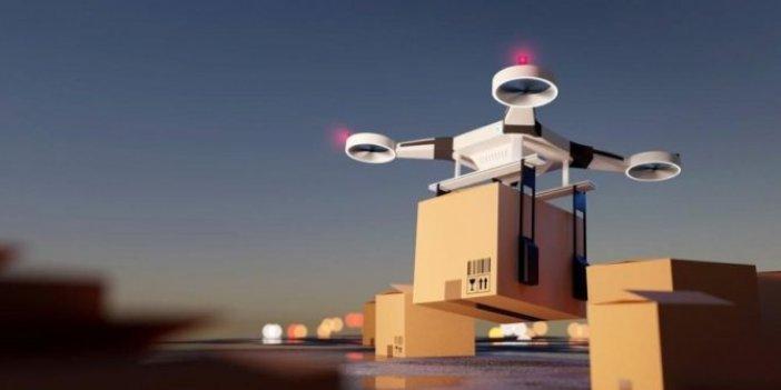 """Kargolarda yeni dönem. Resmen adımlar atıldı. """"Drone""""lara vize çıktı"""