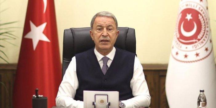 Bakan Akar'dan flaş Azerbaycan açıklaması