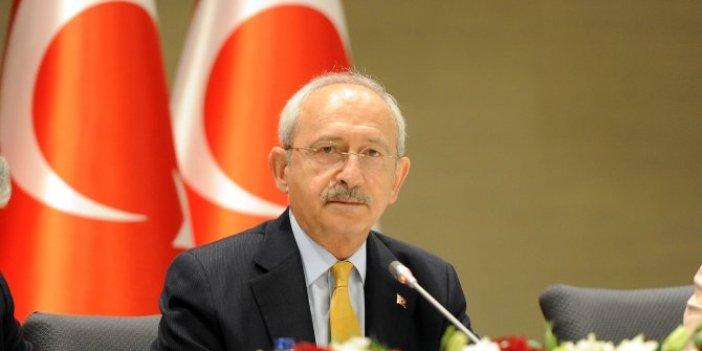 CHP liderinden Taş ve Sözer paylaşımı
