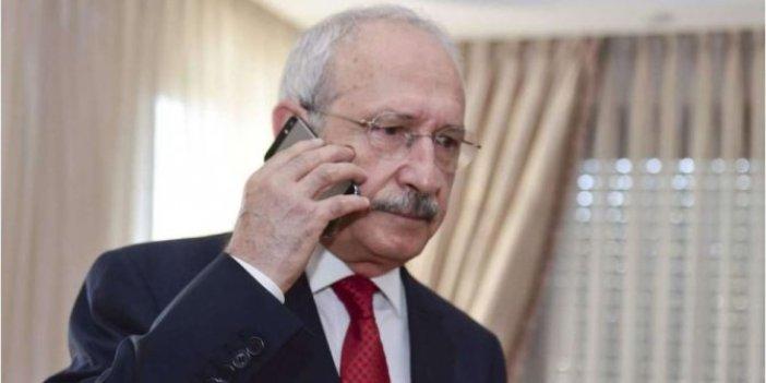 Kılıçdaroğlu'ndan Babacan'a telefon
