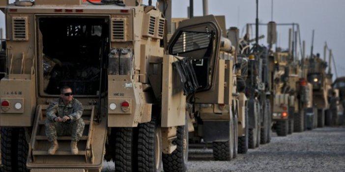 ABD'den Irak'a Yeşil Bölge desteği