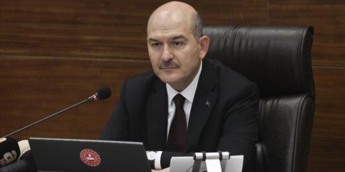 İçişleri Bakanı Süleyman Soylu KADES uygulaması indirenlerin sayısını açıkladı