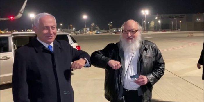 ABD'li eski İsrail casusuna Netanyahu'dan İsrail kimliği