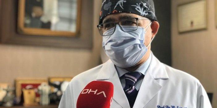 Hastaları tsunamiye benzeten Prof.Dr. Gönen açıkladı. Korona olan sağlıkçıların ve ölenlerin sayısı tüyleri diken diken etti