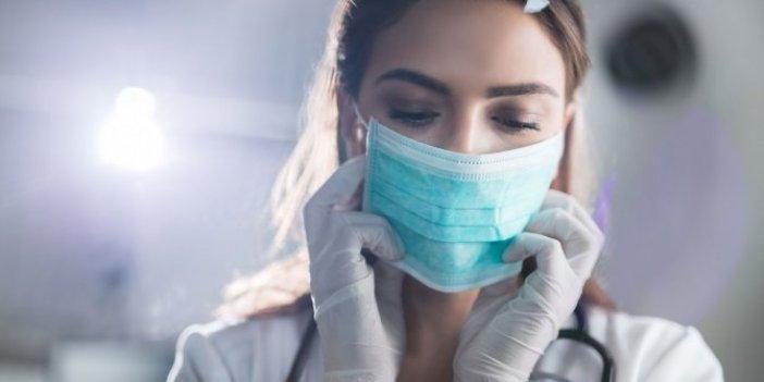 ABD'li hemşire Pfizer aşısı olduktan 1 hafta sonra virüse yakalandı