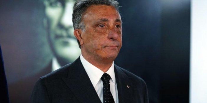 Beşiktaş Başkanı Ahmet Nur Çebi 2. defa koronaya yakalandı