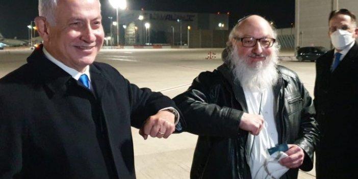 Netanyahu 30 yıl sonra casusuna kavuştu