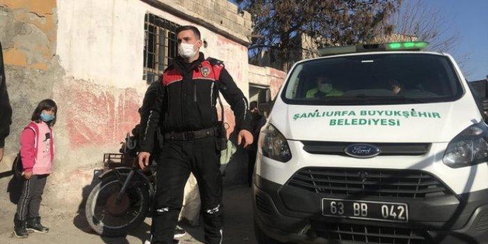 Şanlıurfa'da karbonmonoksitten zehirlenen 2 kişi öldü