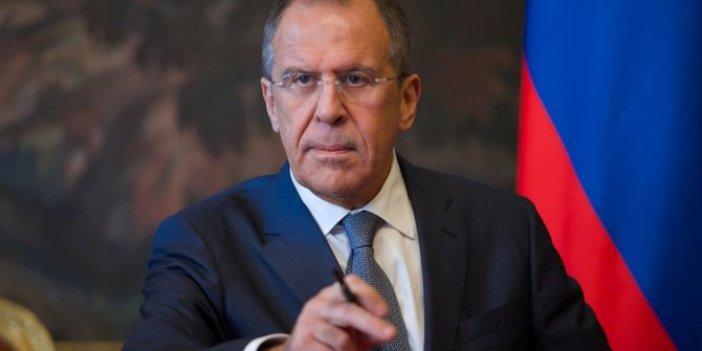 Rusya Dışişleri Bakanı Lavrov'dan Hafter'in savaş çağrısına yanıt