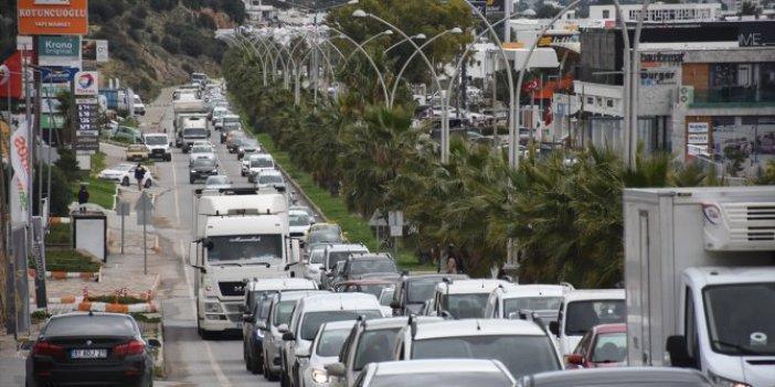 Bodrum'da acil durum ilan edildi