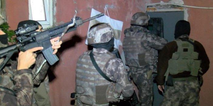 İstanbul'da eylem hazırlığında olan DEAŞ'lı teröristler yakalandı