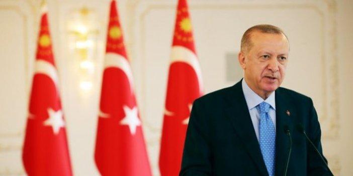 Cumhurbaşkanı Erdoğan Azerbaycan'daki Mehmetçiğe seslendi