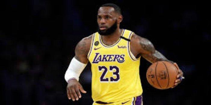 Lebron James'ten müthiş rekor. NBA tarihine geçti