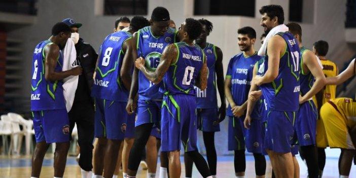 FIBA Şampiyonlar Ligi'nin en genç takımı TOFAŞ