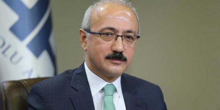 Hazine ve Maliye Bakanı Lütfi Elvan'dan yeni yıl mesajı