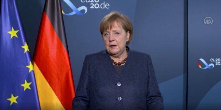 Merkel resmen devretti. Bayrak artık Portekiz'de
